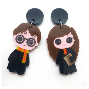 Orecchini Harry Potter